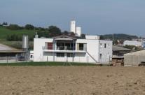 Bâtiment artisanal + habitation à Cournillens