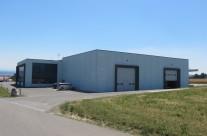 Bâtiment industriel à Rueyres-les-Prés