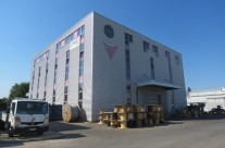 Bâtiment industriel à Domdidier