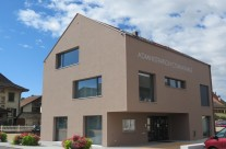 Bâtiment administratif communal de Domdidier