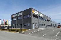 Bâtiment administratif & industriel à Domdidier