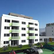 Immeuble de 20 appartements à Monthey/VS – Nant de Choëx