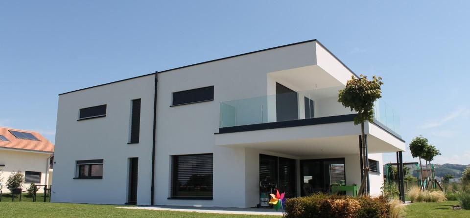 Habitation familiale à Fétigny